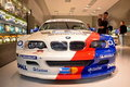 BMW M3 GTR 2004 Royalty Free Stock Image