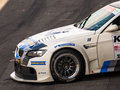 BMW M3 race car Royalty Free Stock Images