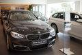 BMW 3 Series Gran Turismo Royalty Free Stock Photo