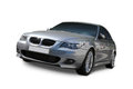 BMW 5 Series Luxury Car