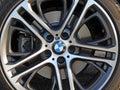 Bmw sportscar alloy wheel