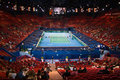 BNP Masters 2009 Centre Court Royalty Free Stock Photo