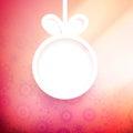 Bożenarodzeniowa aplikacja background eps Obrazy Stock