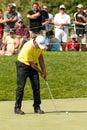 Bo van pelt at the memorial tournament on th green Stock Images