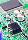 Board electronics Stock Photography