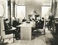 Board meeting Royalty Free Stock Photo