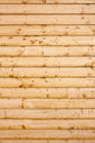 Boarding fencing softwood Royalty Free Stock Photo