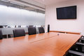 Boardroom. Stock Photography