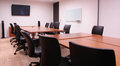 Boardroom. Royalty Free Stock Photos