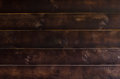 Boards, dark wood background Royalty Free Stock Photo