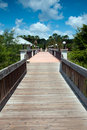 The Boardwalk Royalty Free Stock Photography