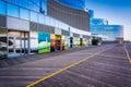 The Boardwalk In Atlantic City...