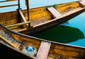 THE BOAT IN CHINA Royalty Free Stock Photo
