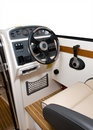 Boat interior Stock Images