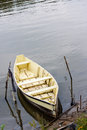 Boat in the lake Royalty Free Stock Photography