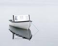 Boat Reflecion Royalty Free Stock Photo