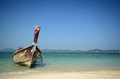 Boat in thailand long tailed Stock Photos