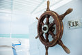 Boat Wheel Royalty Free Stock Photo