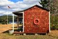 Boathouse Royalty Free Stock Image