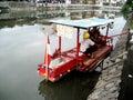 Boatman Royalty Free Stock Photo