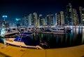 Boats docked Royalty Free Stock Photo