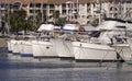 Boats marina Royalty Free Stock Photo