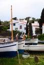 View of Cadaques, Costa Brava village