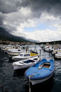 The Boats in port Royalty Free Stock Image
