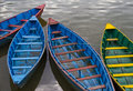 Boats on the water Royalty Free Stock Photo