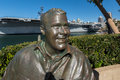 Bob hope memorial san diego california Royalty Free Stock Photography