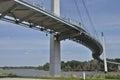 Bob Kerrey Bridge Royalty Free Stock Photo