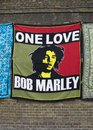 Bob Marley Blanket Royalty Free Stock Photo