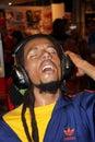 Bob Marley Royalty Free Stock Photo