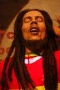 Bob Marley Wax Figure Royalty Free Stock Photo