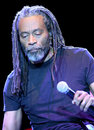 Bobby McFerrin on JazzFestBrno 2011 Stock Image