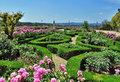 Boboli Gardens in Florence Royalty Free Stock Photo