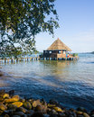 Bocas del toro panama careneros island central america Royalty Free Stock Photo