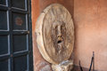 Bocca della verita mouth of truth in rome italy Stock Photography