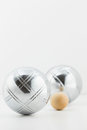 Bocce Balls Royalty Free Stock Photo