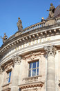 Bode museum facade in Berlin Stock Photo