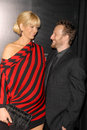 Bodhi Elfman,Jenna Elfman Royalty Free Stock Photography