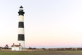 Bodie Island Lighthouse II Royalty Free Stock Photo