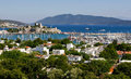 Bodrum fortress in Turkey Royalty Free Stock Photo