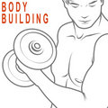 Body Building Royalty Free Stock Photo