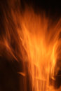Body of flame Royalty Free Stock Photos