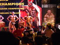 Bodybuilding competition in khon kaen thailand ifbb amateur on september the nd abstract of champions ton tan market https www Stock Photography