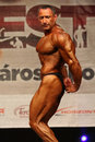 Bodybuilding European championship Royalty Free Stock Photos