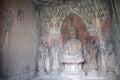 Boedha Statues At Longmen Wanf...