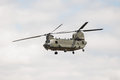 Boeing CH-47 Chinook Royalty Free Stock Photo