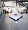 Boeing X-45A Stock Image